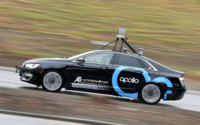 上海签约百度Apollo 加码智能网联产业生态建设