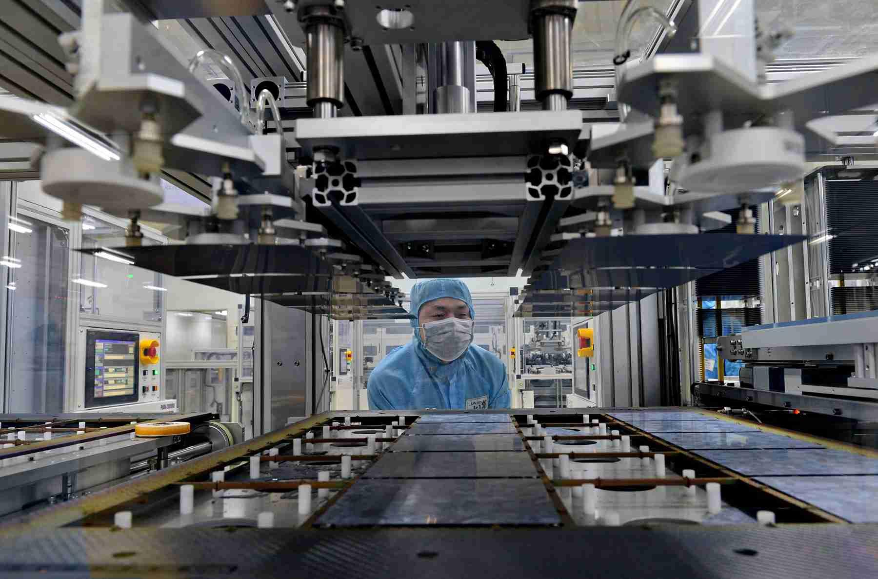 3月份中国制造业PMI和非制造业商务活动指数双双回升