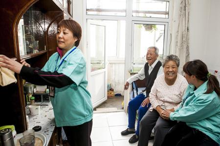 北京将建2000张养老家庭照护床位
