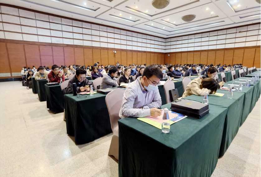 兴动实业参加上海市信息网络安全管理协会 三届三次会员大会