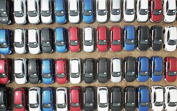商务部:1-4月我国新车销量、二手车交易量快速增长