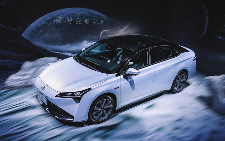 广汽埃安AION S Plus售价13.96万元起