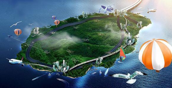 海南打造健康长寿岛