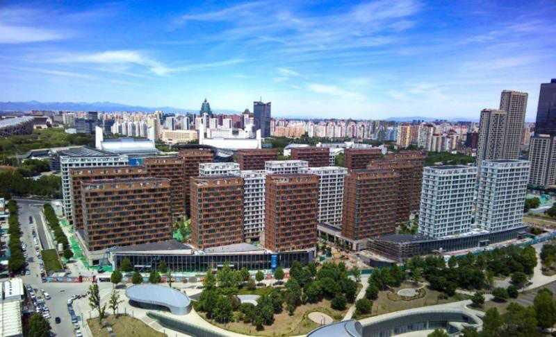 为奥运健儿打造舒适空间 格力中央空调护航北京冬奥村项目