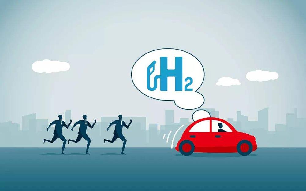 """氢燃料电池企业全方位""""试错""""突围"""