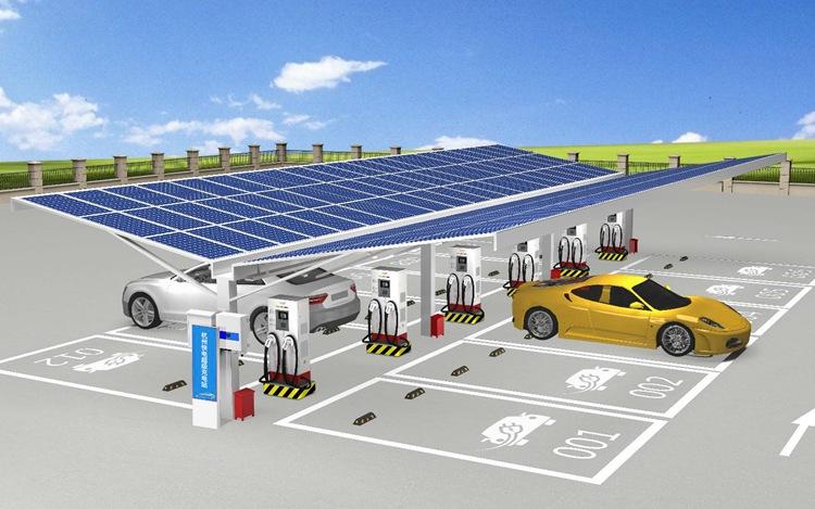 """""""低碳""""车用""""零碳""""电 """"光储充放""""一体站渐成规模"""