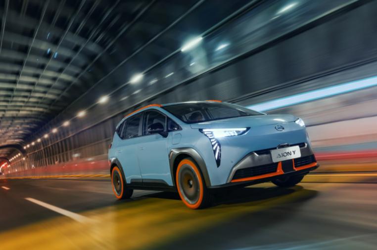 埃安销量翻倍 广汽集团1-7月实现双位数同比增长