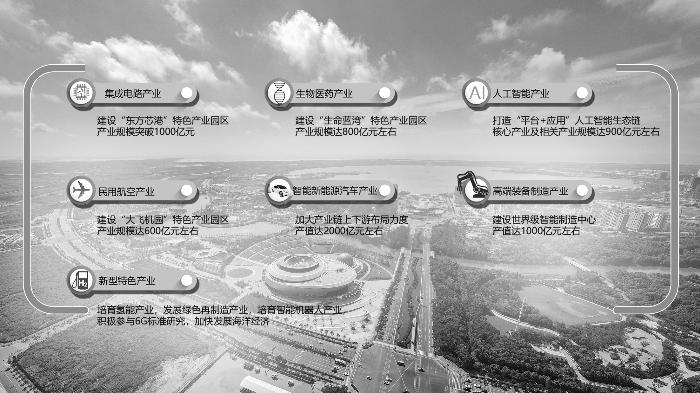 """临港新片区""""十四五""""规划出炉 描绘制度创新和产业发展蓝图"""