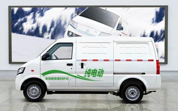 新能源专用车前8个月销量同比增长171%